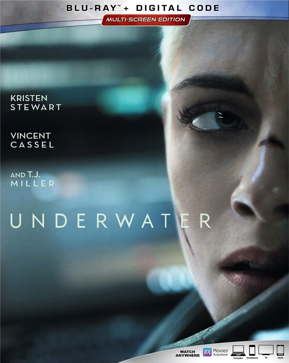 Underwater (2020) poster image