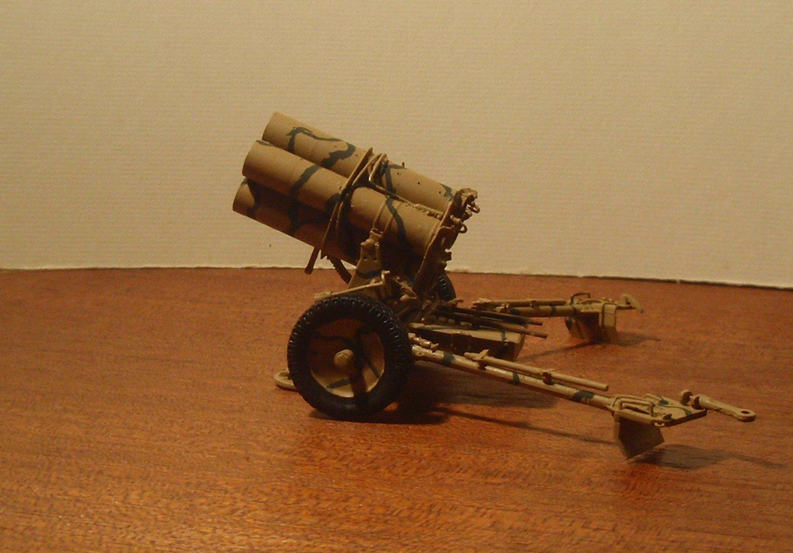 nebelwerfer 210 mm 2