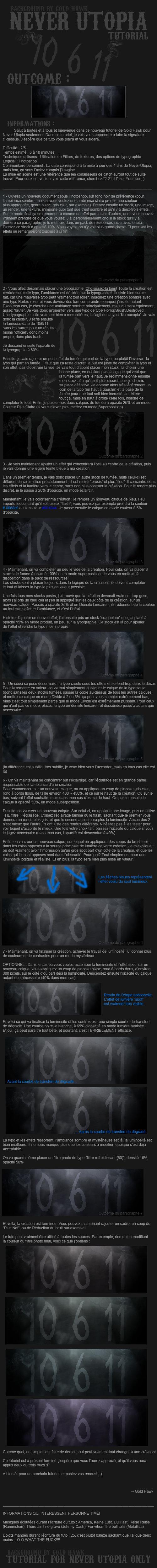Tag signature sur Never Utopia - graphisme, codage et game design 20040310140959371
