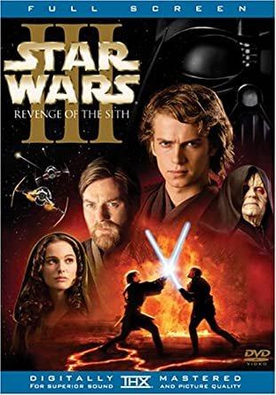 Star Wars: Episode III - Revenge of the Sith poster image