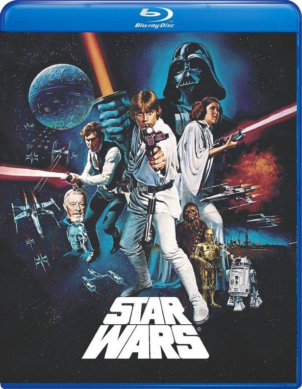 Star Wars poster image
