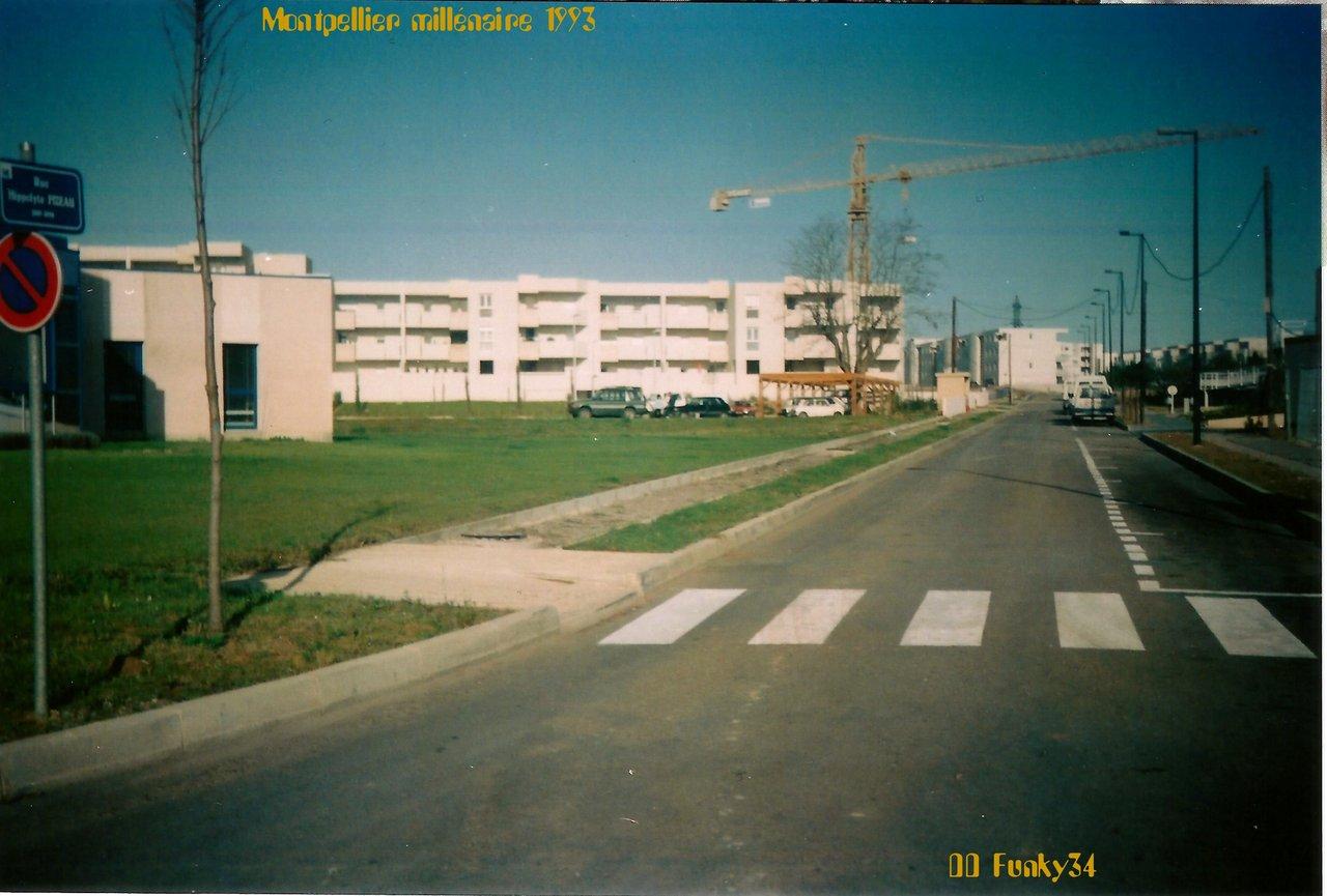 montpellier millénaire 1993