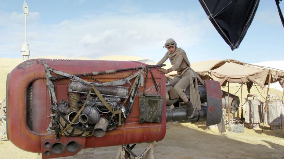 Star Wars: Episode VII - The Force Awakens image