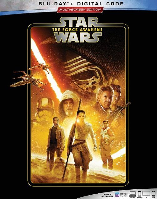 Star Wars: Episode VII - The Force Awakens poster image