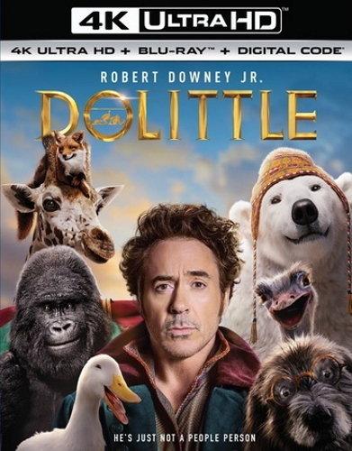 Dolittle (2020) poster image