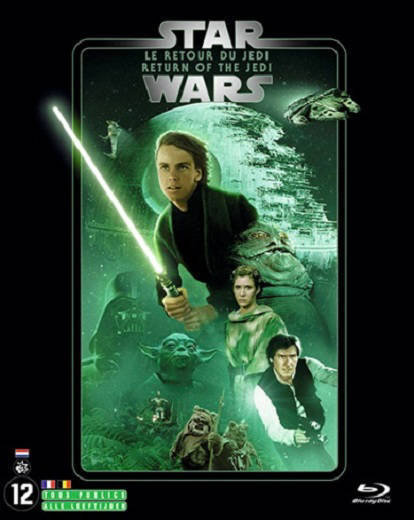 Star Wars: Episode VI - Return of the Jedi poster image