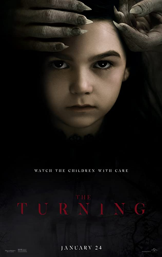 The Turning (2020) poster image