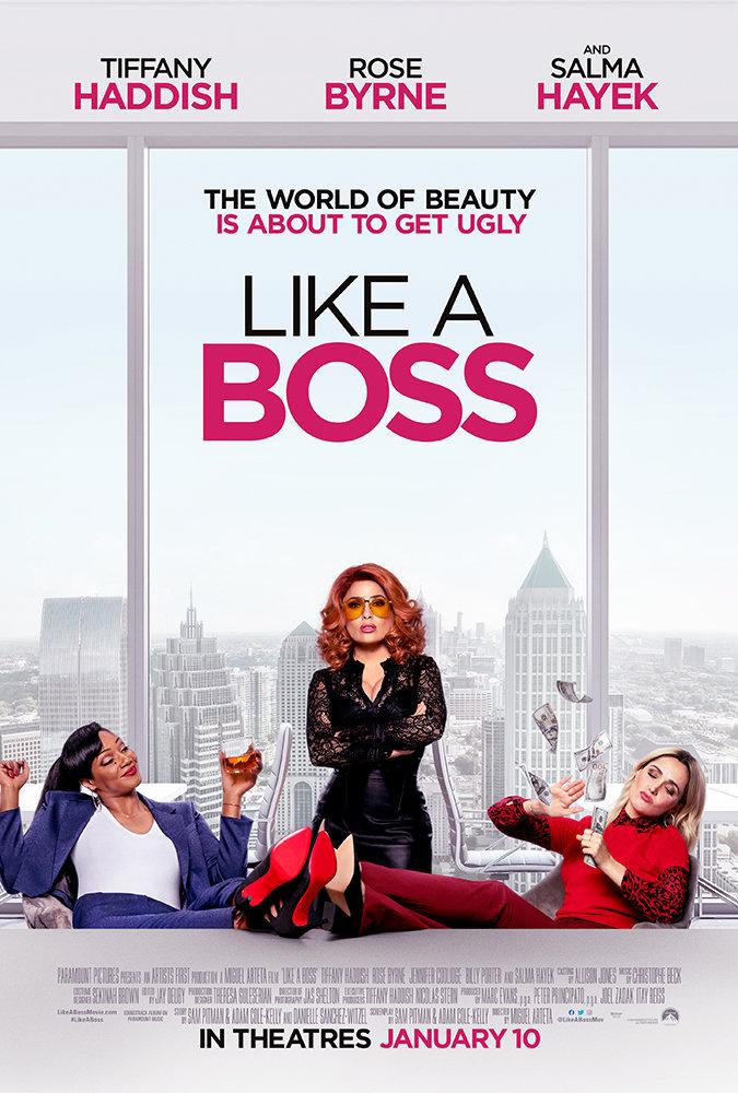 Like a Boss (2020) poster image