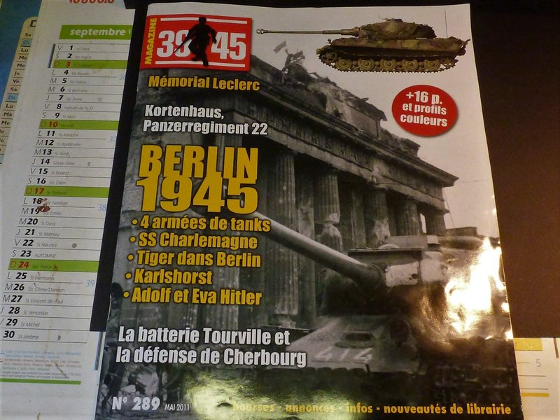 panzer - Panzer VIII MAUS type 205  CYBER HOBBY 1/35 ème - Page 8 200407101942551191