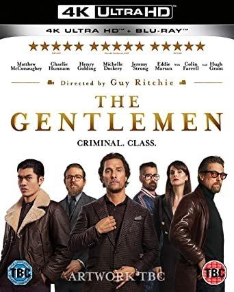 The Gentlemen poster image