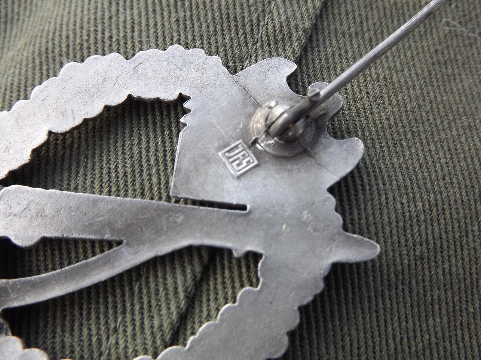 Badge Infanterie JFS 200409094926614118