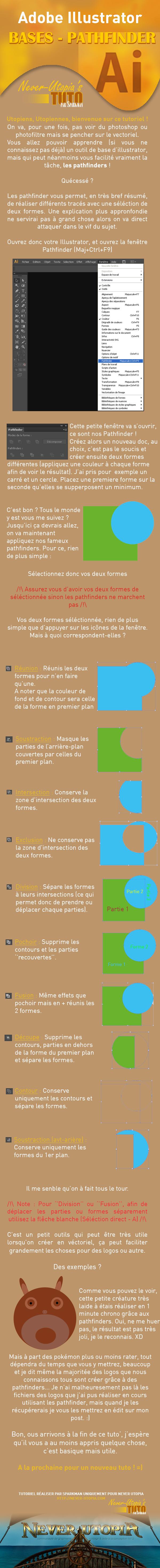 [Illustrator] Bases - Les Pathfinders 200412031603716288
