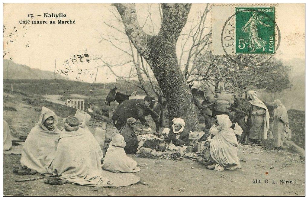 Le Marché Kabyle d'antan - Caractères Généraux dans Attributs d'Algérienneté 200412074906702045