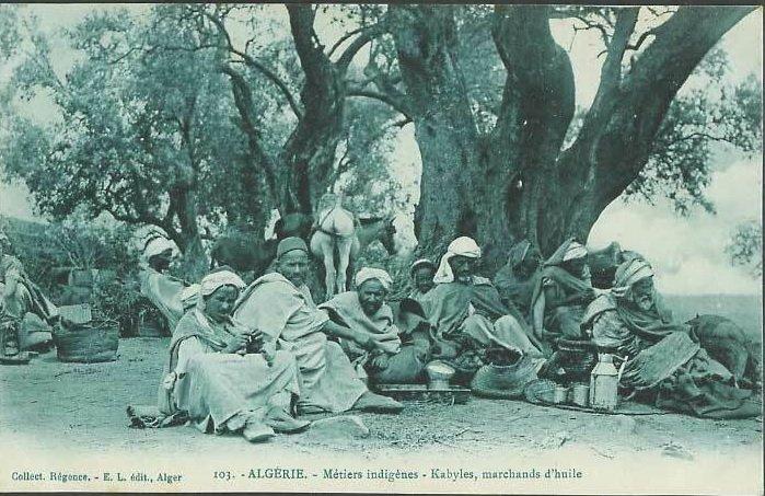 Le Marché Kabyle d'antan - Marchés Extérieurs : Relations Générales de la Kabylie avec les autres villes d'Algérie  dans Attributs d'Algérienneté 200415113728393449
