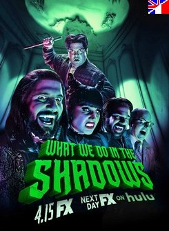 What We Do In The Shadows - Saison 2