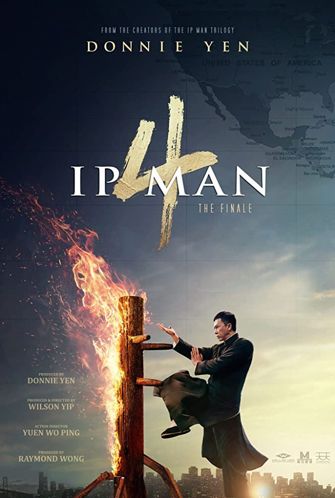 Ip Man 4: The Finale (2019) poster image