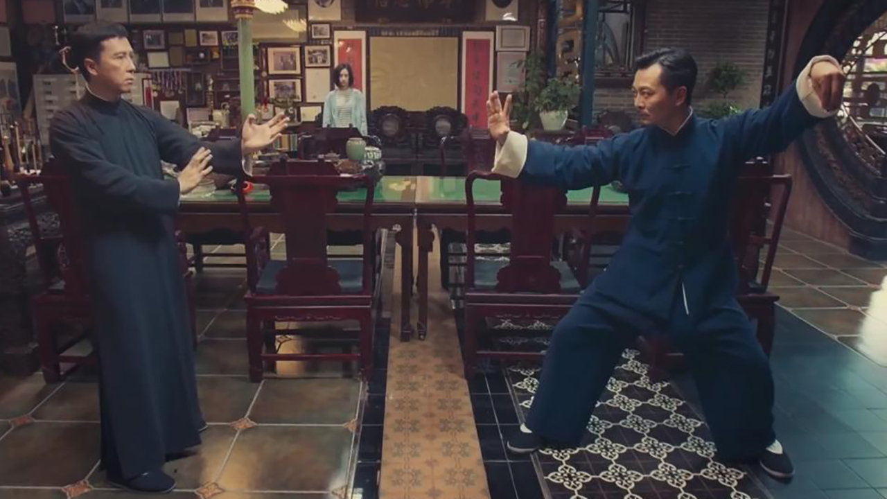 Ip Man 4: The Finale (2019) image