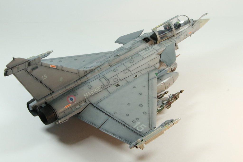 Rafale Marine 1/48 REVELL 20041709504054458