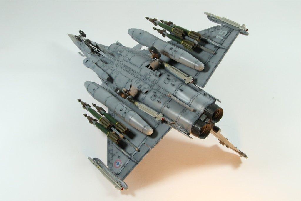 Rafale Marine 1/48 REVELL 200417095047294097
