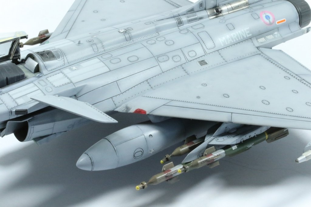 Rafale Marine 1/48 REVELL 200417095056707454