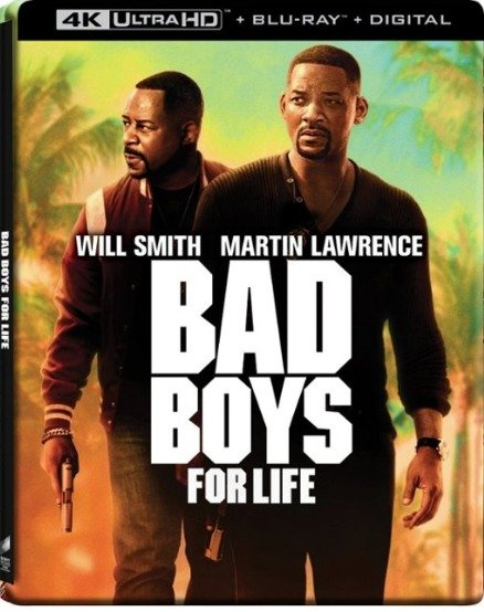 Bad Boys for Life (2020) poster image