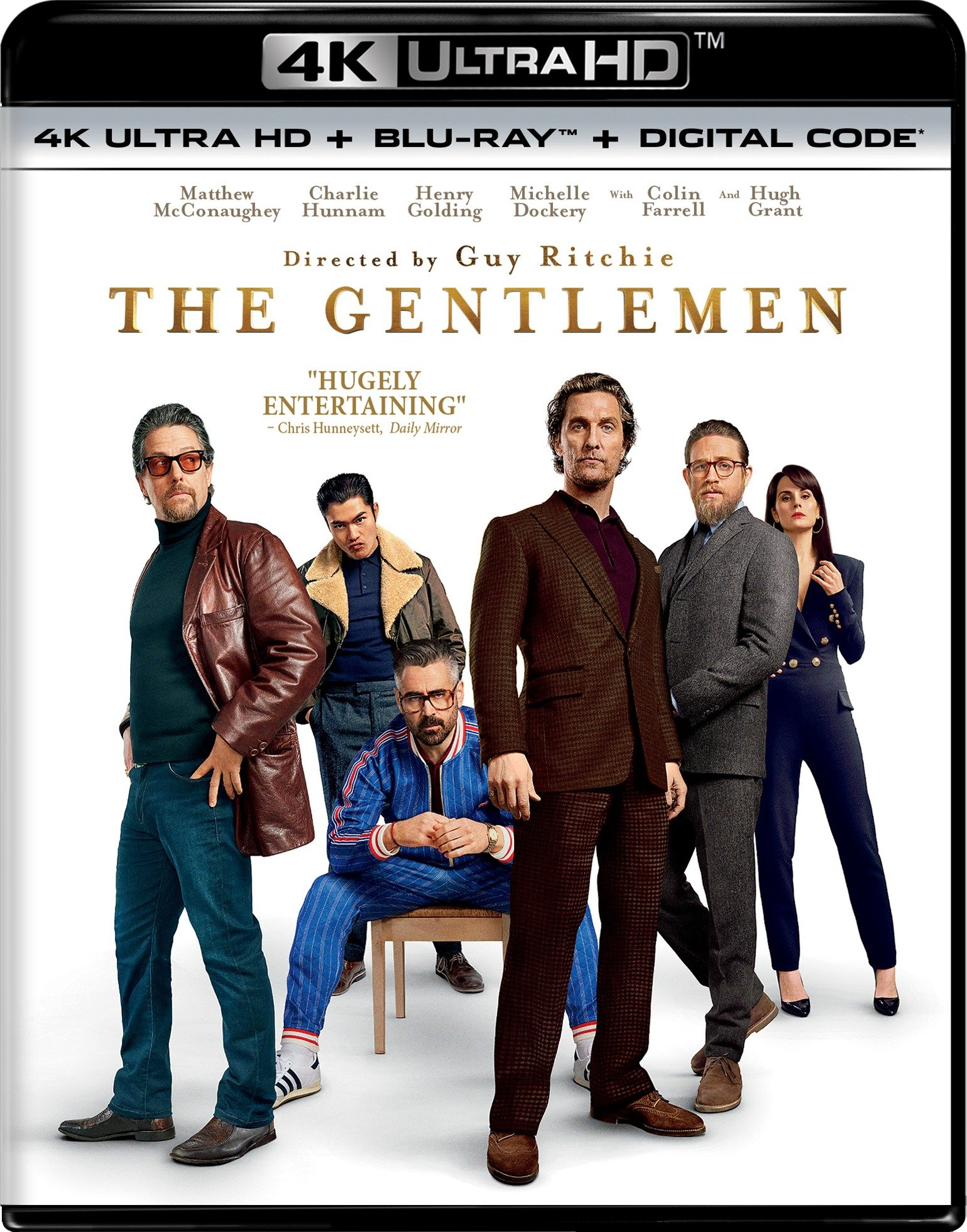The Gentlemen (2019) poster image