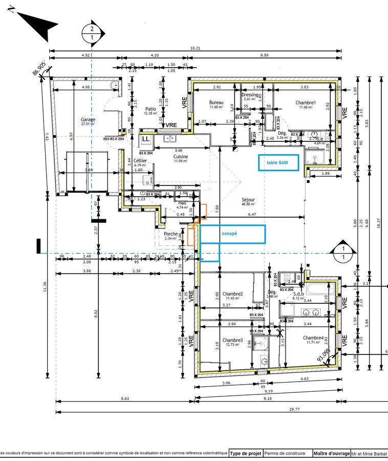 plan maison2