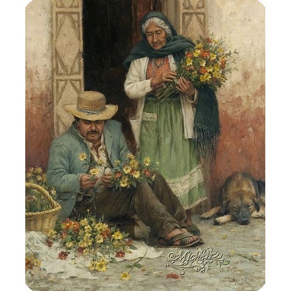 Couple fleurs