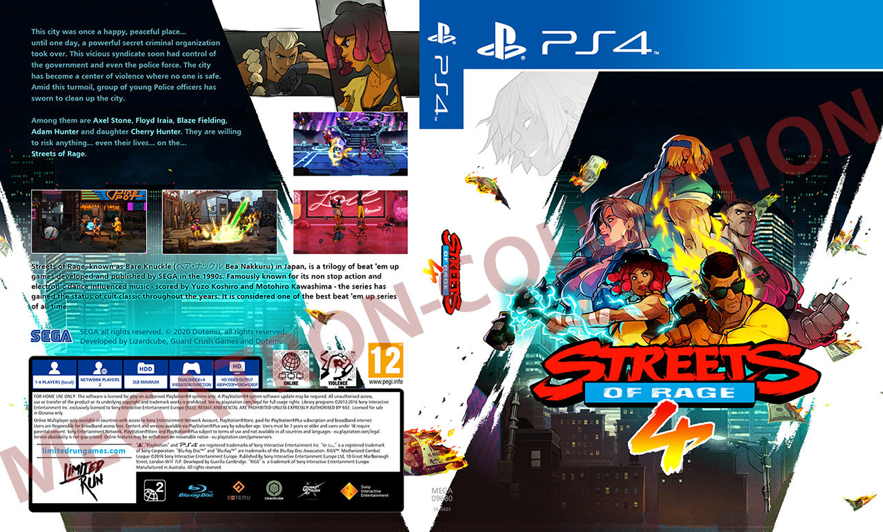 streets of rage 4 200422030202854682