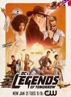 DC's Legends of Tomorrow - Saison 5