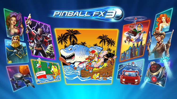 PINBALL FX3 (Playstation 4 / One / Switch / PC / Steam) 200423031957611106
