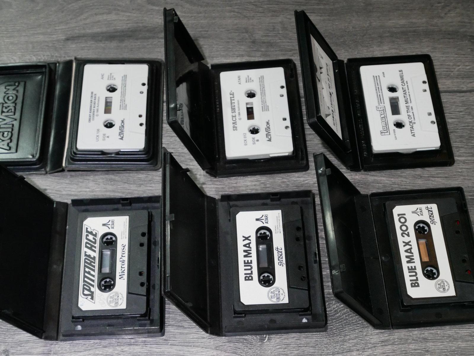 [EST] Jeux K7 Atari 8 bit 400/800/XL/XE 200424011655526031