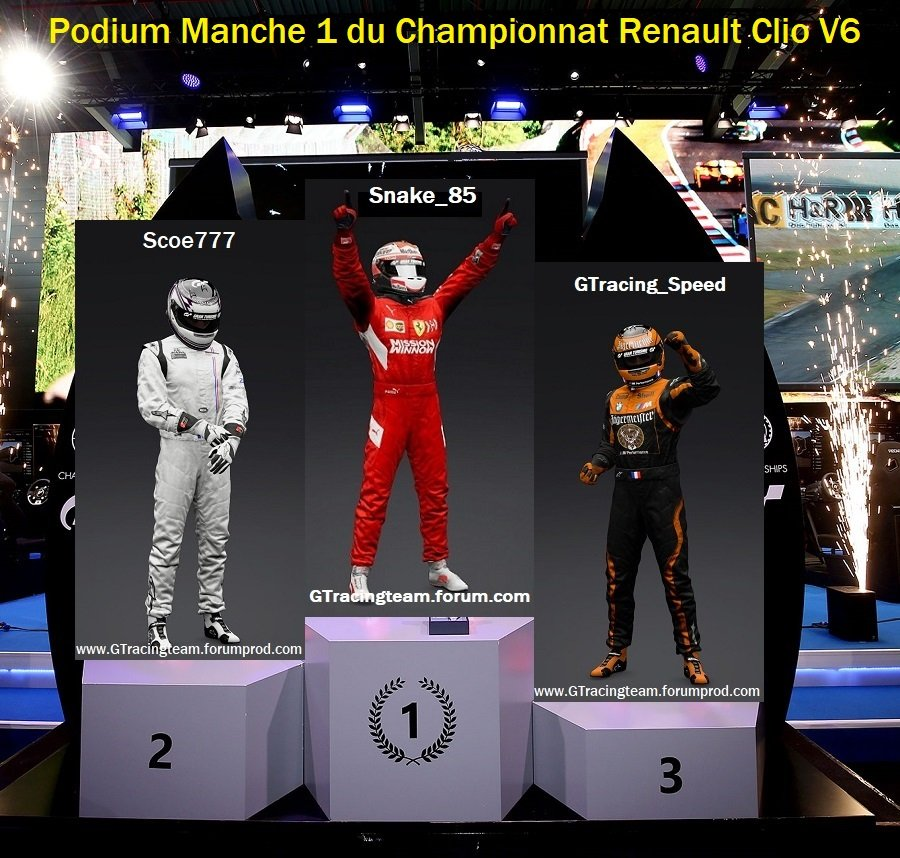 Résultats Manche 1 du Championnat Clio V6 le 23/04/2020 200424021657752485