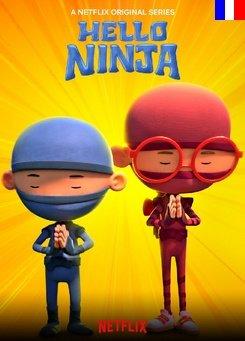 Salut Ninja - Saison 1