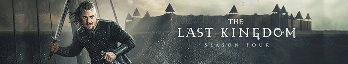 Poster for The Last Kingdom
