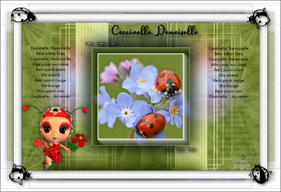 Coccinelle, Demoiselle(Psp) 200426102100406127