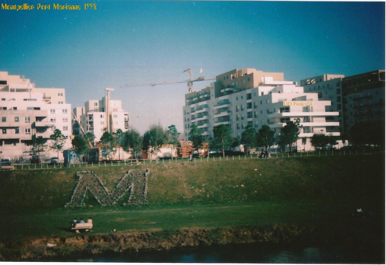 Montpellier port marianne 1998