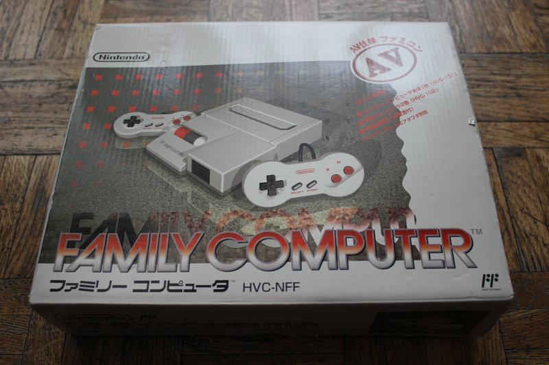 [VDS] Console Nes Famicom AV 200428105322399746