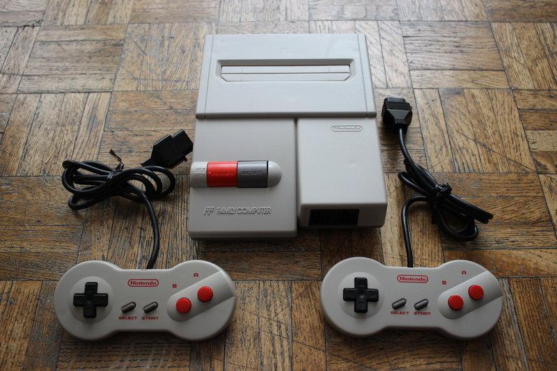 [VDS] Console Nes Famicom AV 200428105322694486
