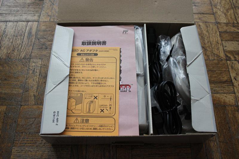 [VDS] Console Nes Famicom AV 20042810532287019