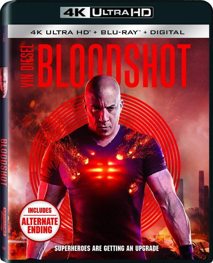 Bloodshot (2020) poster image