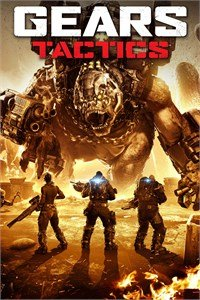 Poster for Gears Tactics