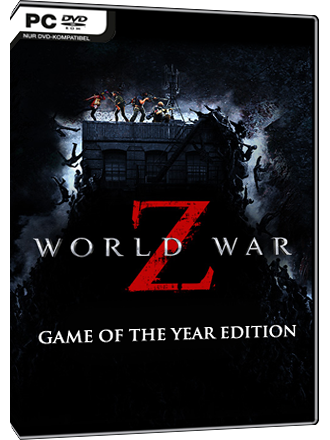 Poster for World War Z GOTY Edition