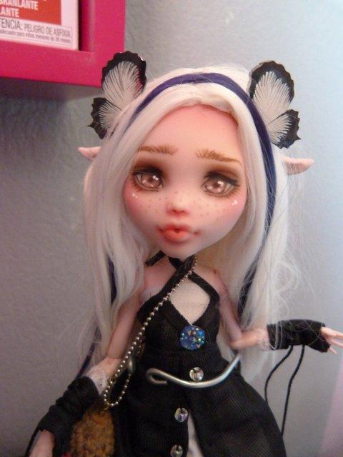 [V] Baisse MH Anastazia Custom, Barbie Toujours Couture 200510020455465361