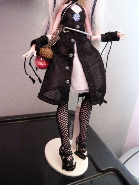 [V] Baisse MH Anastazia Custom, Barbie Toujours Couture 200510020522232804