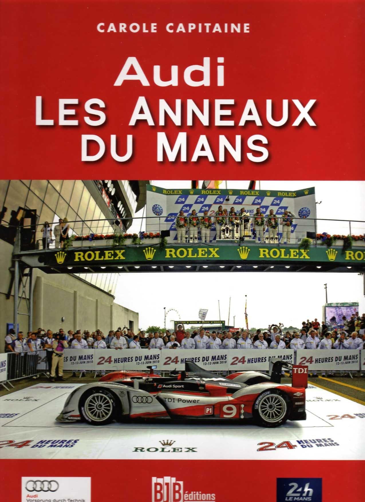 Audi, les anneaux du Mans