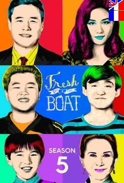 Fresh Off The Boat - Saison 5