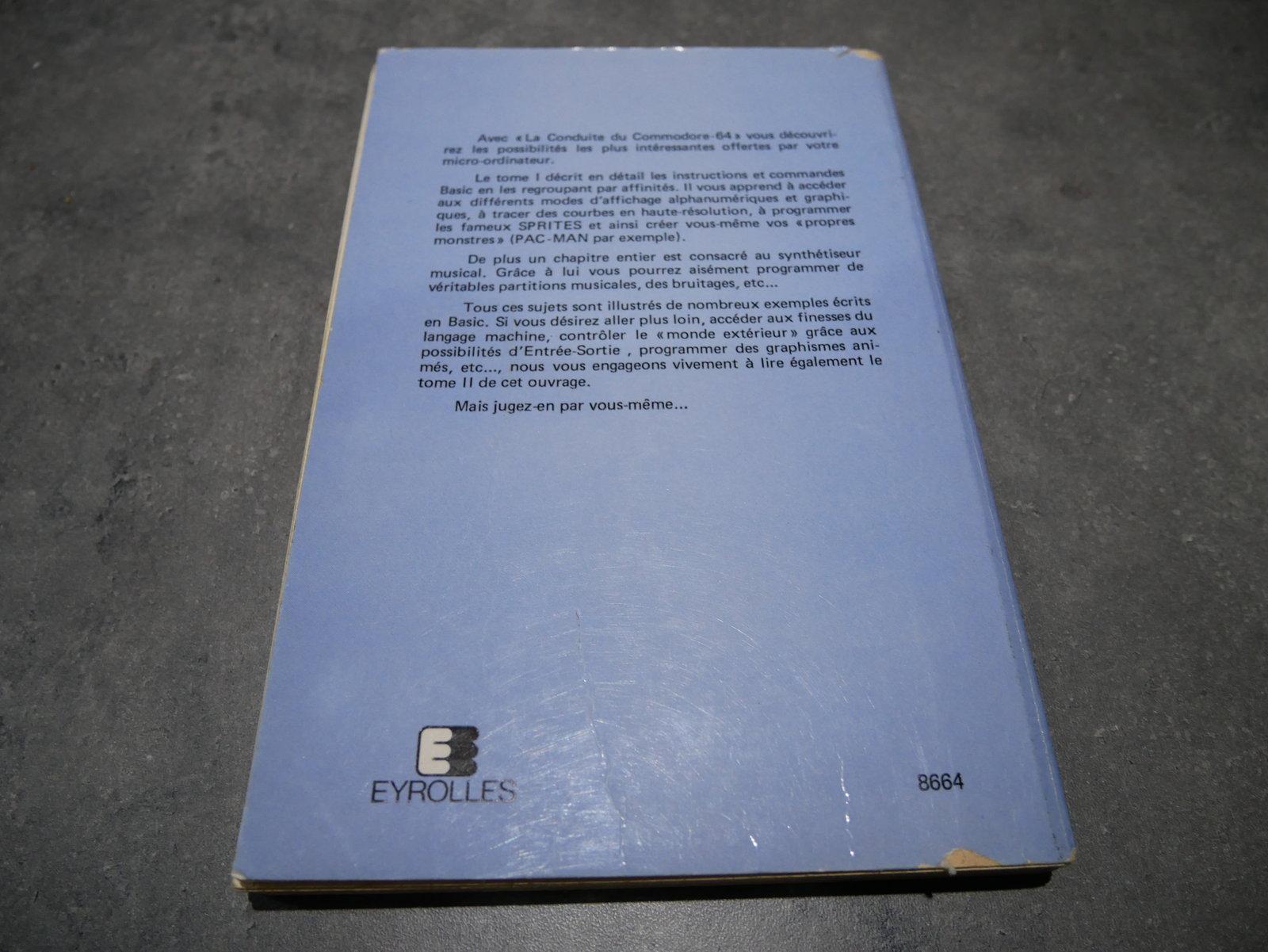 [VDS] C64/128 : divers accessoires (livre, logiciel, cartouches) 20051205545384087