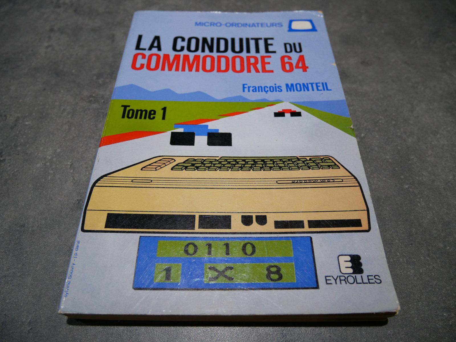 [VDS] C64/128 : divers accessoires (livre, logiciel, cartouches) 200512055504775408