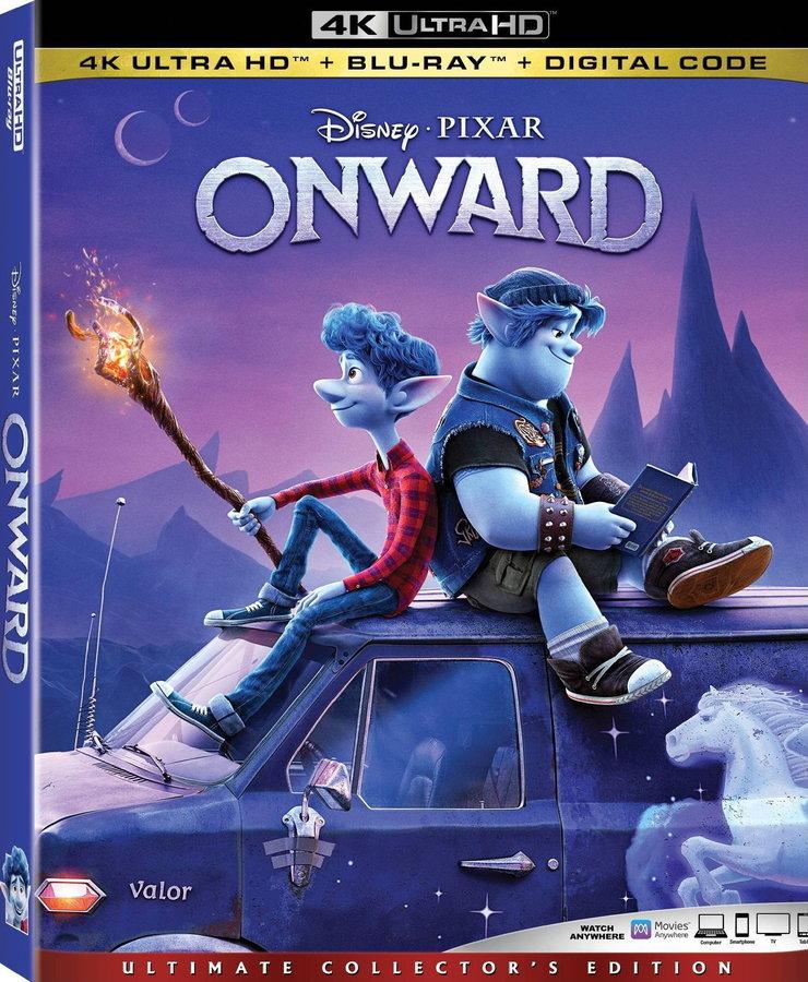Onward (2020) poster image